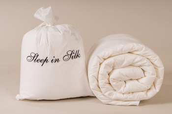 qilk quilt 1,2 kg in the group Beddings / Silk wadded quilt / silkpillow at Sleep in Silk (12912)