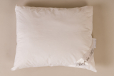 Silk wadded pillow, 50 x 60 cm