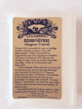 Almgren soap for washing silk