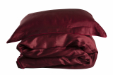 Set duvet cover silk