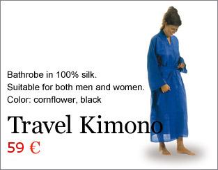 Travel Kimono
